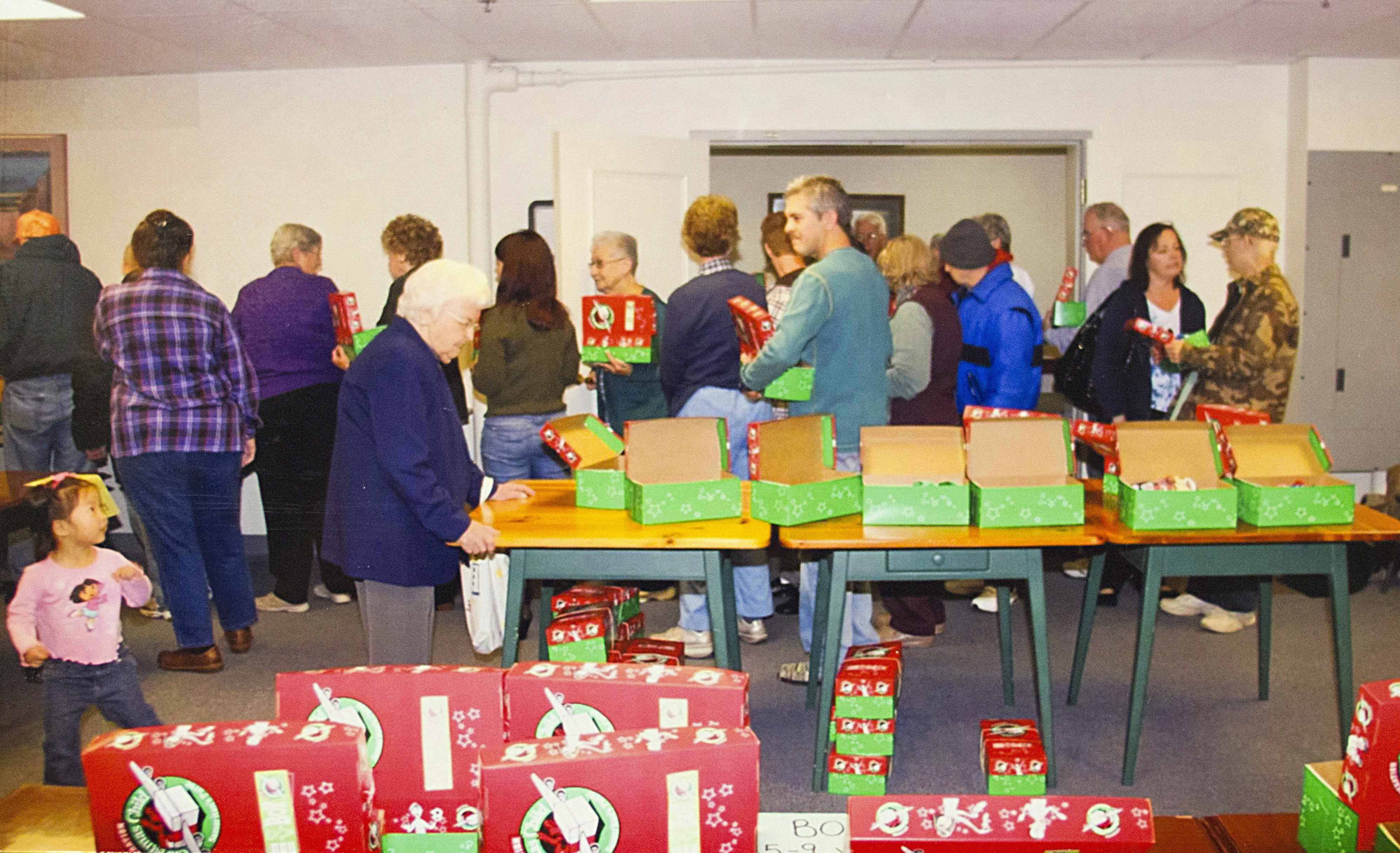 Samaritan's Purse Operation Christmas Child – Masonic ...